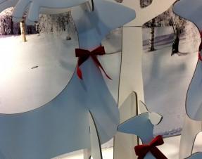 J'aime les décos de Noel… et Noel. Mais faut pas abuser !