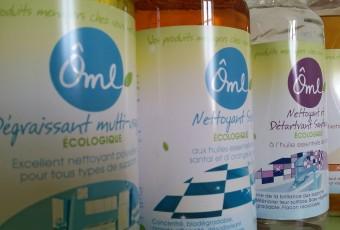 Ome : produits ménagers écologiques