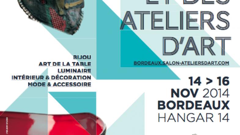 Salon des créateurs et des ateliers d'art de BORDEAUX #2014