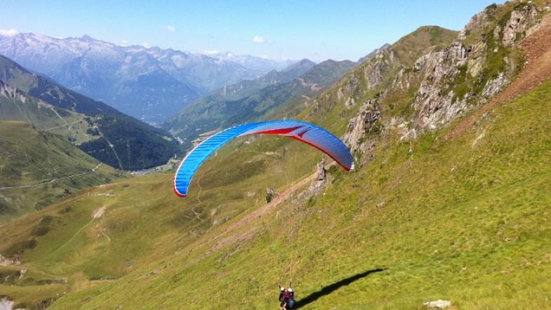 Parapente : Sauter depuis le Tourmalet, dans les Pyrénées !