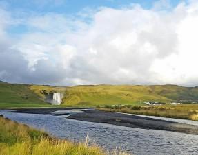 Roadtrip in Iceland : Urriðafoss, Seljalandsfoss, Glufrafoss, Skógafoss