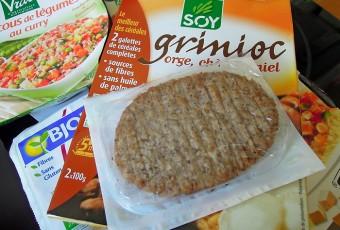 Que valent les plats cuisinés BIO, tout prêts, de supermarché ? et de Biocoop ?
