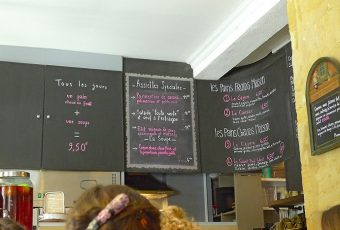"""Aussi léger qu'une """"Plume (Small Kitchen)"""": p'tit resto à Bordeaux"""