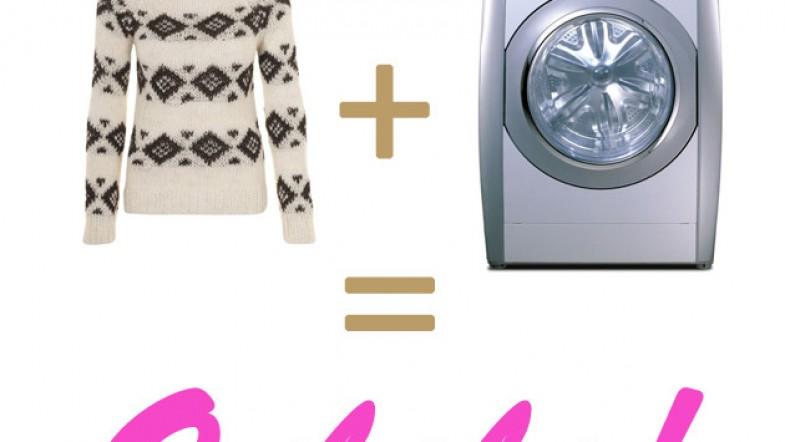 Agrandir un pull en laine qui a rétréci au lavage, c'est possible !