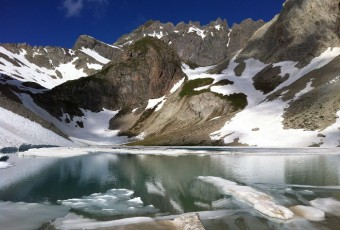 #4 Les Alpes : randonnée au lac des Béraudes, près de Névache