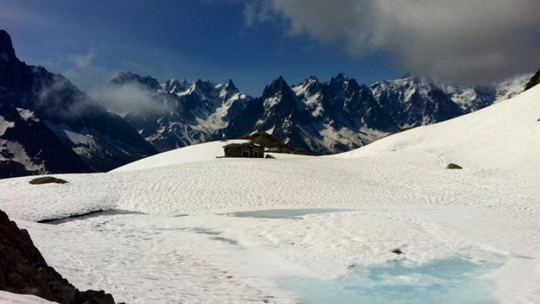 #2 Vacances dans les Alpes : une sublime randonnée face au Mont Blanc