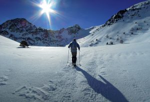 Un week-end de rando-raquettes dans les Pyrénées