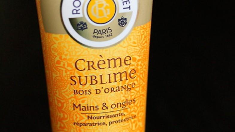 Roger & Gallet Crème sublime Bois d'Orange pour mains et ongles, SPF 15: test et avis