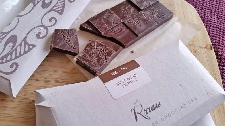 Passion chocolat cru