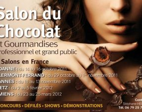 Vannes a son salon du chocolat et gourmandises de Bretagne ce week-end, mmmmh du chocolat…