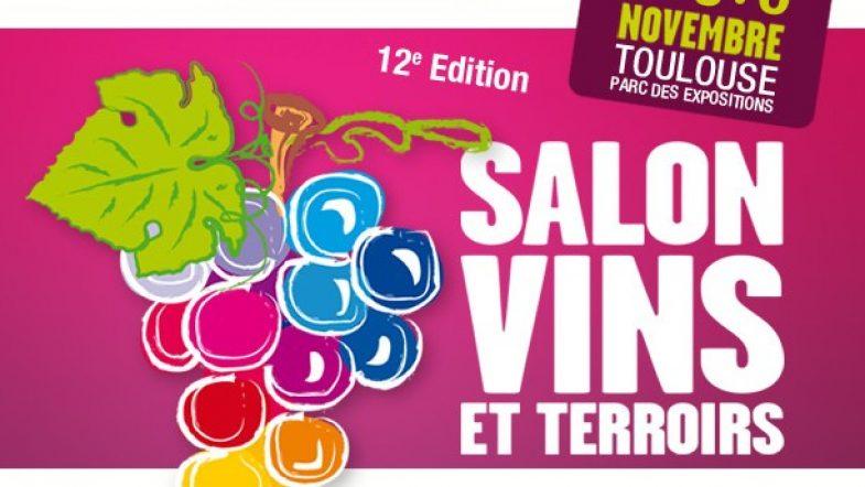Qui aime le vin me suive ! 12 ème édition Vins et Terroirs à Toulouse