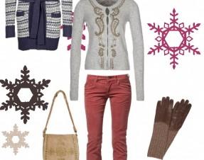 En hiver, ne quitte pas ta laine & ton bonnet car il fait frisquet