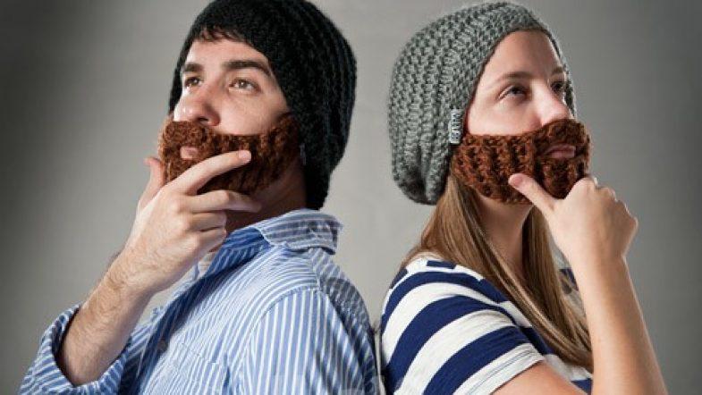 Femme à barbe = Femme au poil ! et qui a chaud aussi…