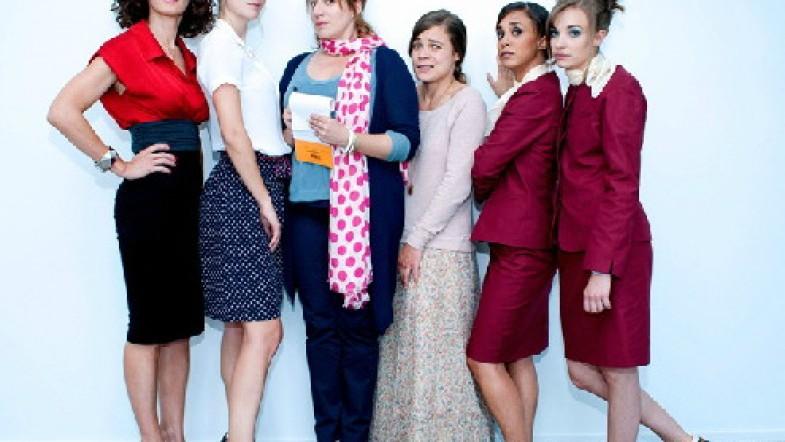 What about Working Girls sur Canal + ? Ben pas mal de trucs en fait, si si. Série déjà.